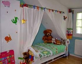Декорування дитячої кімнати своїми руками фото