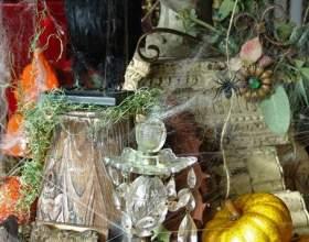 Декорування до хеллоуїну фото