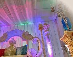 Декорування весілля по-індійськи фото