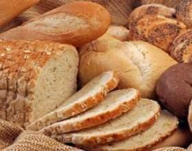 Хліб при дієті фото