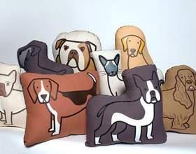 Ідеї для подушок хенд-мейд фото