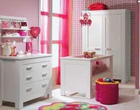 Ідеї з декорування дитячих кімнат фото