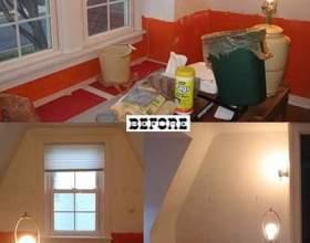 Інтер`єр дитячої кімнати - до і після фото