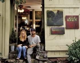 Інтер`єр будинку художника - вінтаж та сільський стиль фото