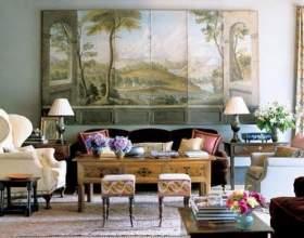 Інтер`єри віталень кімнат - 9 красивих фото фото