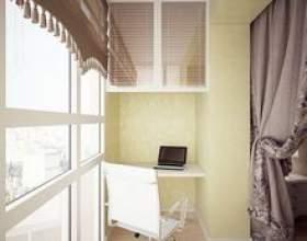 Кімната поєднана з лоджією фото