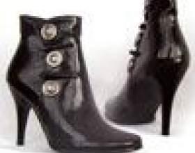 Мода і стиль осінь зима 2017 року жіноча взуття фото