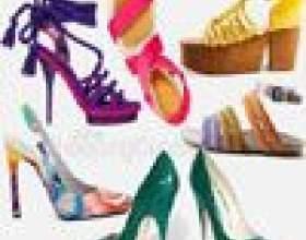 Мода весна літо 2017 жіноче взуття фото