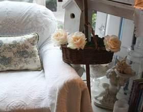 Романтичний вінтажний декор фото