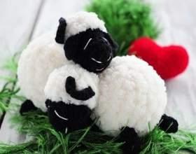 Сонна овечка гачком: майстер-клас фото