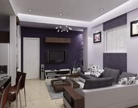 Спальня-вітальня: простір в тісноті фото