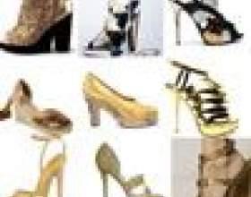 Стиль і модна жіноче взуття фото