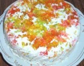 Торт самоцвіти фото